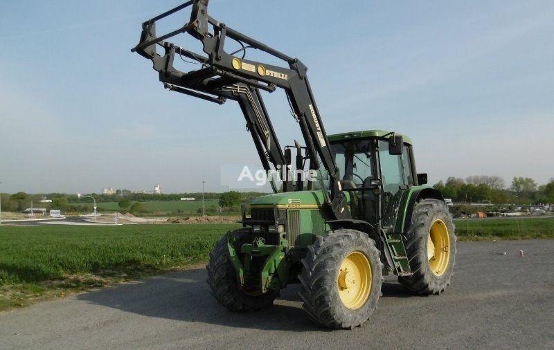 JOHN DEERE 6600 wheel tractor