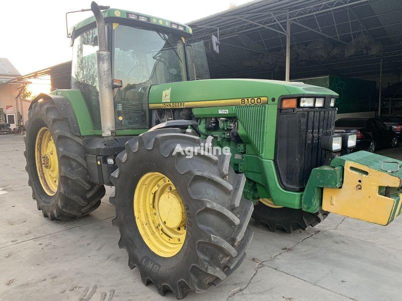 трактор колісний JOHN DEERE 8100